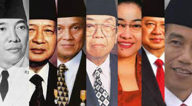 FOTO -FOTO PRESIDEN & WAKIL PRESIDEN INDONESIA PERTAMA 74