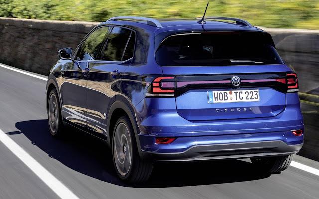 Volkswagen T-Cross R-Line