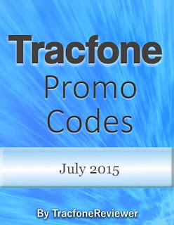 collects and checks the latest promotional codes for Tracfone and shares them here on the  Tracfone Promo Codes for July 2015
