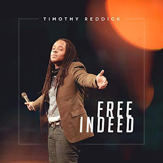 FREE%2BINDEED [MP3 DOWNLOAD] Timothy Reddick - Free Indeed (Audio Download)