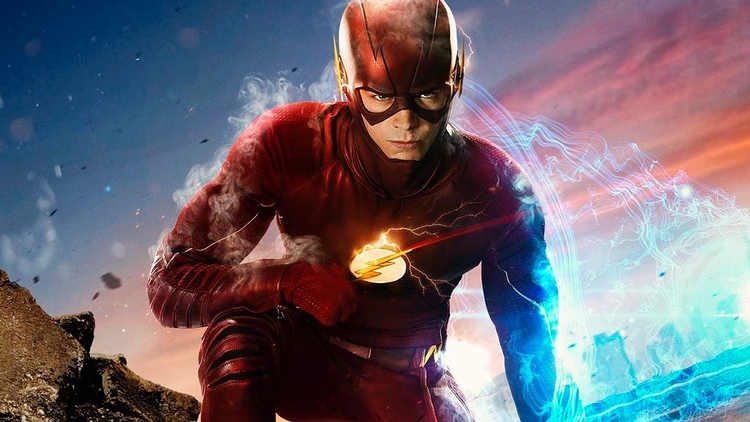 The Blog of Delights: The Flash - Season 3, Episode 1