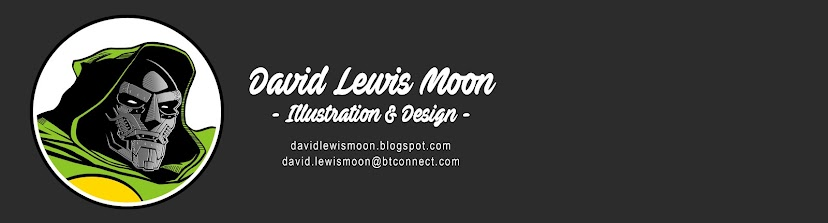 David Moon Illustration & Design