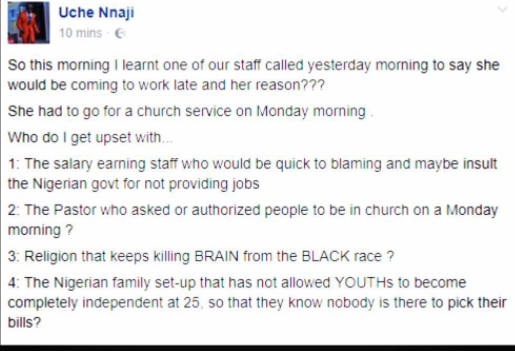 Any Pastor That Holds Any Church Service On A Monday Morning Should Be Flogged – Daddy Freeze Speaks