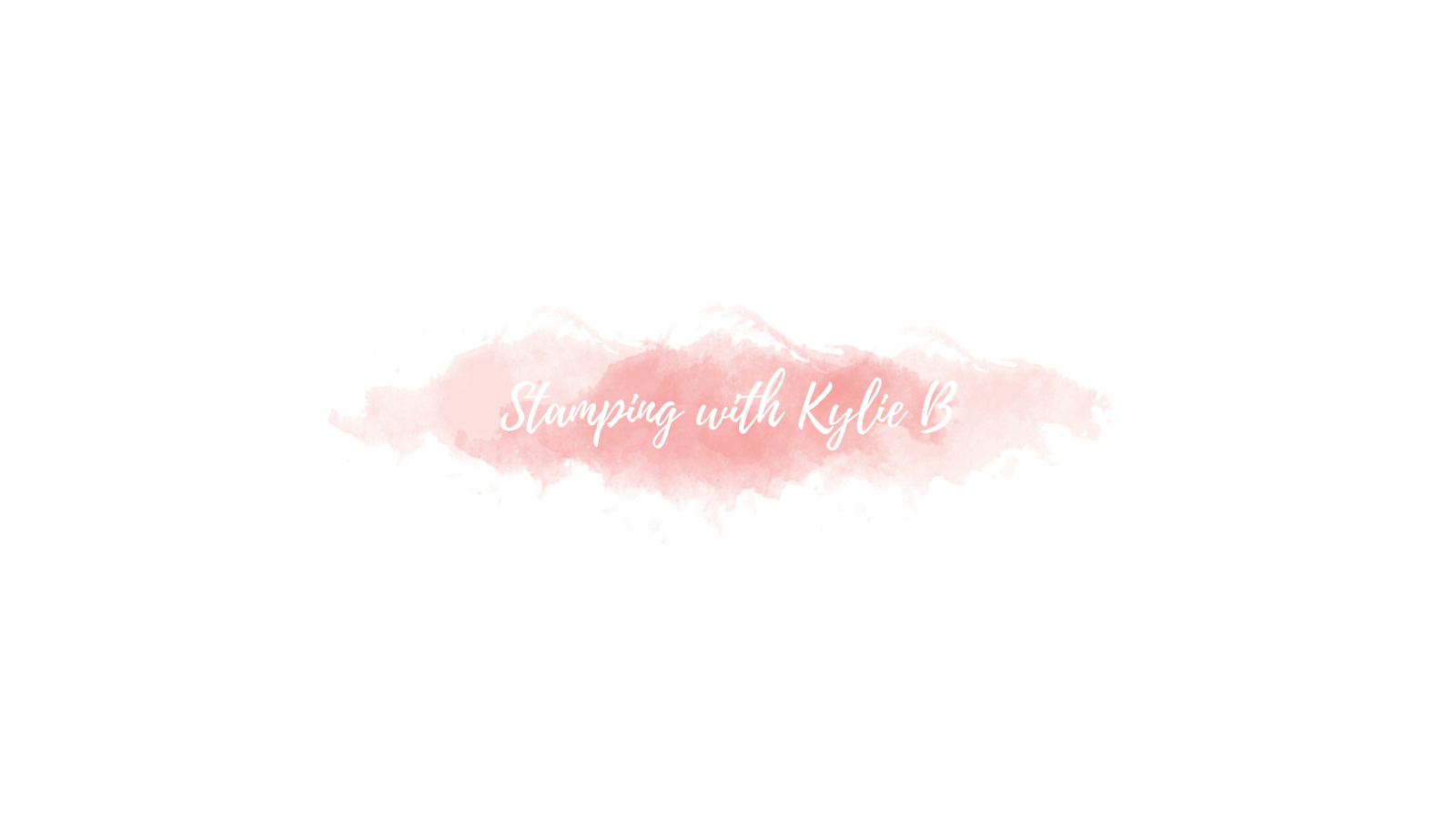 Stampin Up with Kylie B