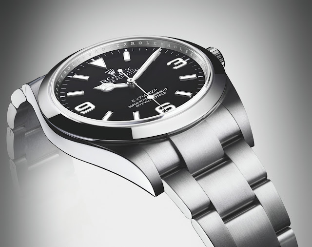 Photo of Rolex Explorer