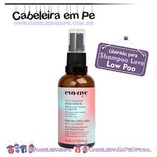 Sérum Capilar Get Glossed - Eva NYC (Low Poo)