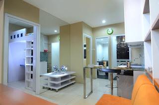 TIPE UNIT Green Pramuka City