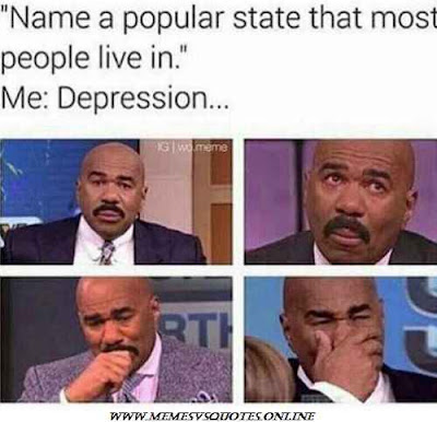 Depression is the most popular state
