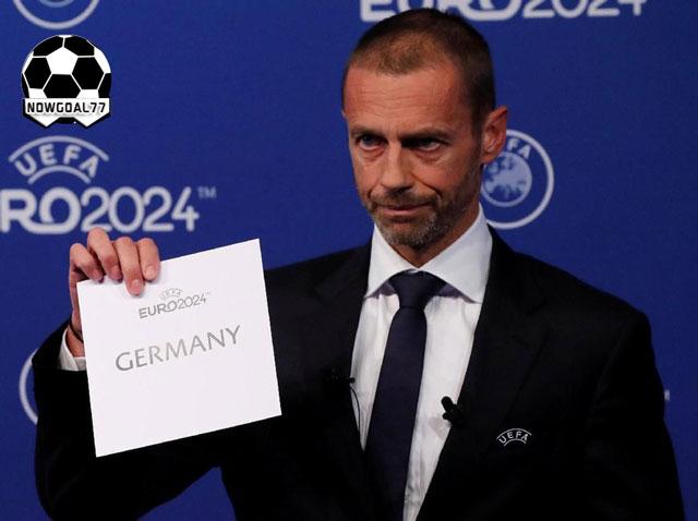 Piala Eropa 2024 Akan Terlaksana Di Jerman