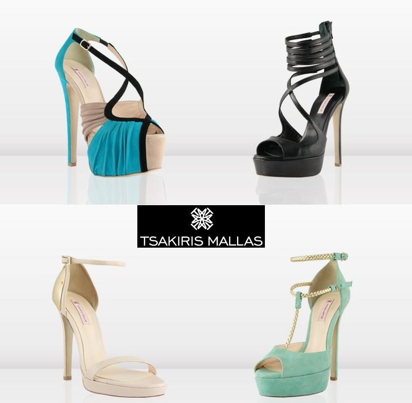 364e20fb43f Η νέα συλλογή Tsakiris Mallas Άνοιξη Καλοκαίρι 2013, παρουσιάστηκε στο  ανανεωμένο site της εταιρίας www.tsakirismallas.gr δίνοντας στην σύγχρονη  γυναίκα και ...