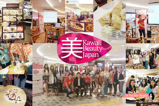 Kawaii Beauty Japan Blogger Gathering, Momi & Toy's Lotte Avenue