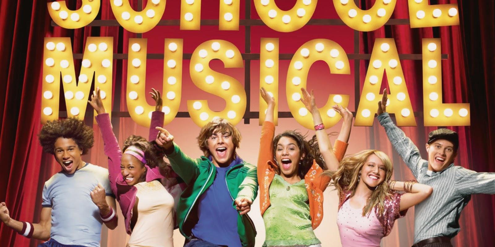 the beauty of high school musical wallpaper - desktop wallpaper hd