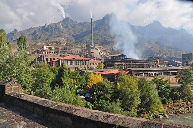 Construirían la mayor fundición de cobre de la región en Armenia