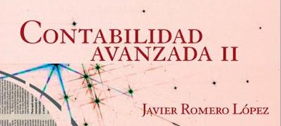 Contabilidad Avanzada - Parte II (Javier Romero López) [PDF]