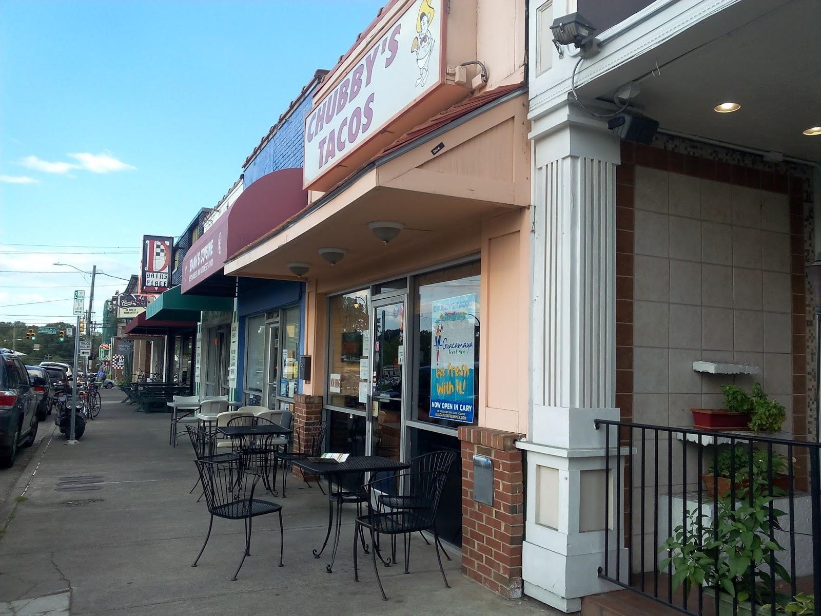 Durham, north carolina, usa, expatriation, 9th street, expatriation