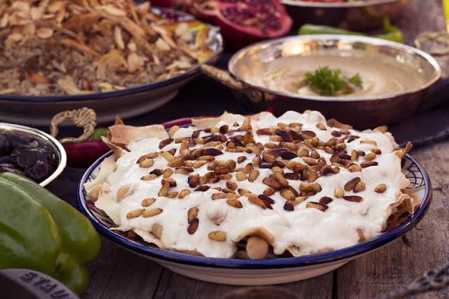 Fatteh - Eine kulinarische Entdeckungsreise