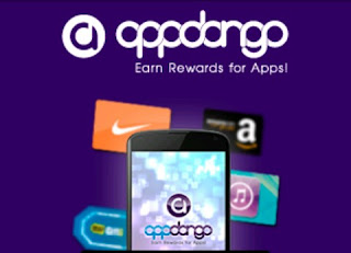 Appdango app to earn paypal cash September 2015 in India