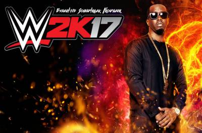 WWE 2K17: The Soundtrack - Album Download, Itunes Cover, Official Cover, Album CD Cover Art, Tracklist