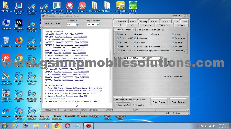 Enes A3 Firmware Stock Rom/Flash File Download (Bin+Scatter