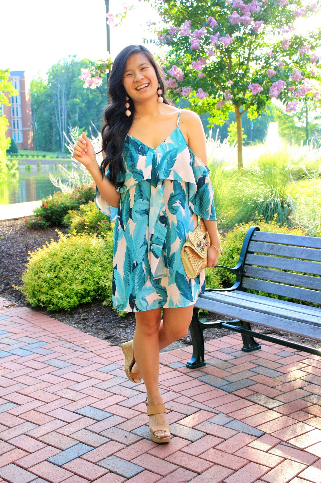 Shop the mint dress