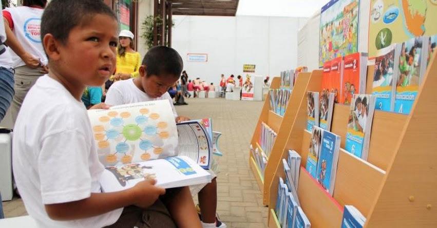 Directores que no cumplan con distribución de materiales escolares serán sometidos a procesos disciplinarios, advirtió el MINEDU - www.minedu.gob.pe