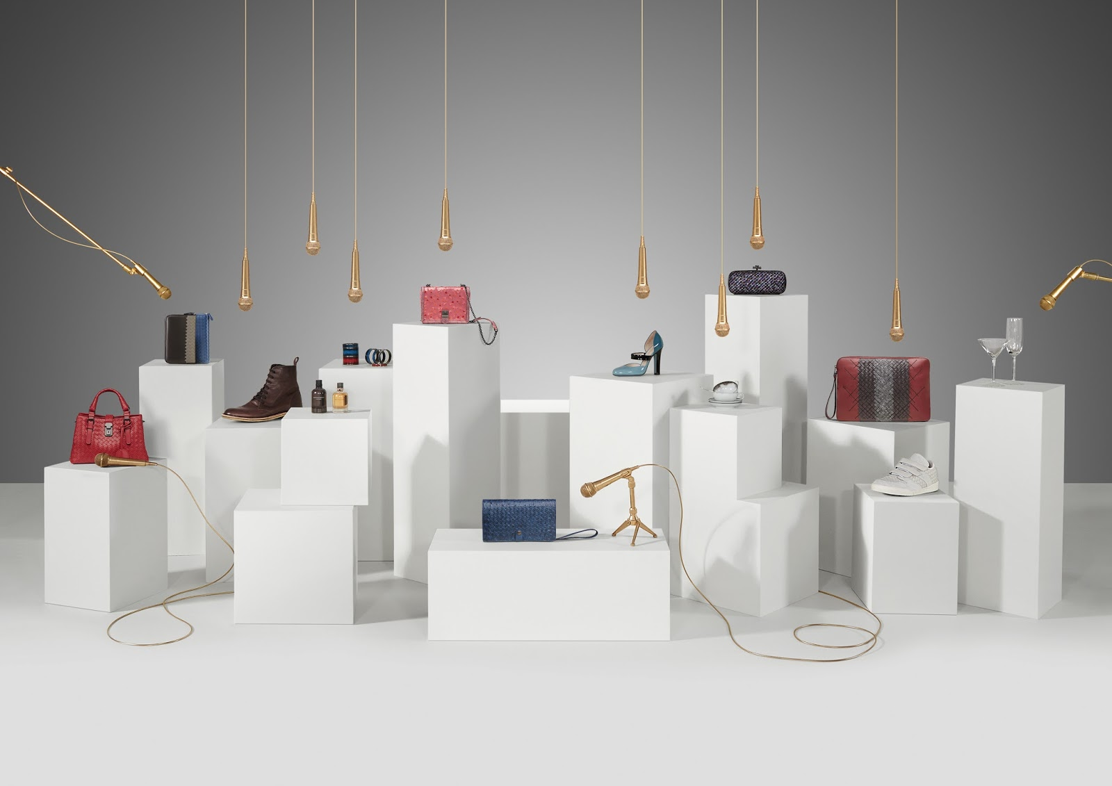 Bottega Veneta's Holiday Video
