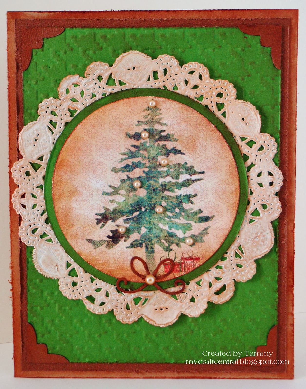 My Craft Central Vintage Christmas Cards