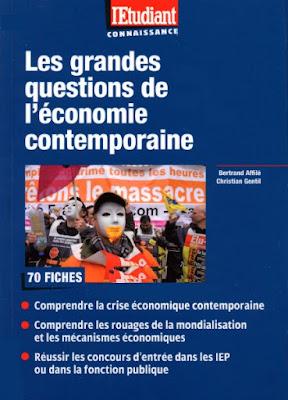Télécharger Livre Gratuit Les grandes questions de l'économie contemporaine pdf