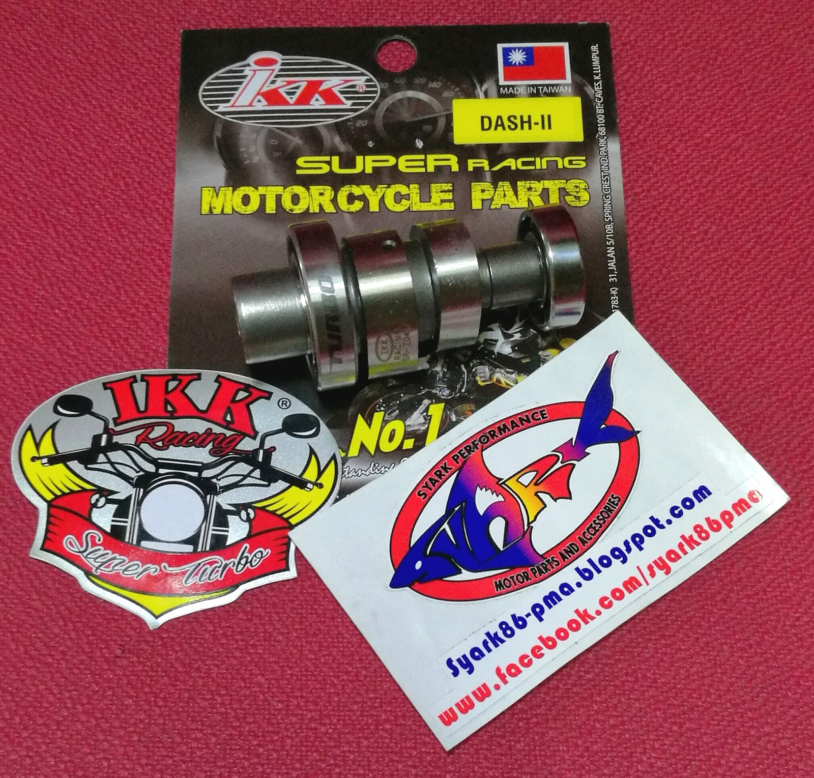 hight resolution of new ikk racing camshaft w bearings honda wave dash v2 wave dash fi wave dx honda wave alpha ex5 dream 110 ex5 dream fi new blade 110 fi new revo 110