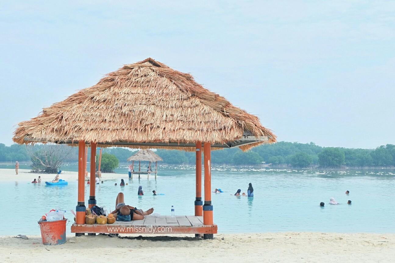 liburan ke pulau pari