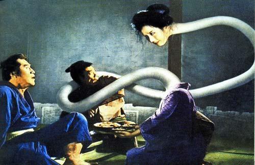 Rokurokubi Ketika Hantu Jepang Bertemu Hantu Toilet, Mana yang Paling Seram?