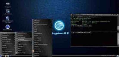 Matriux Linux