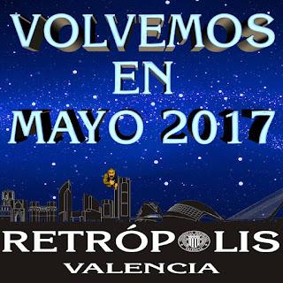 Retrópolis Valencia 2017