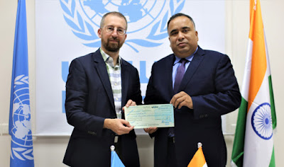 Indian Contributed $5 Million to UNRWA