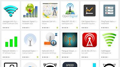 Aplikasi Pemantau Kekuatan Sinyal Terbaik