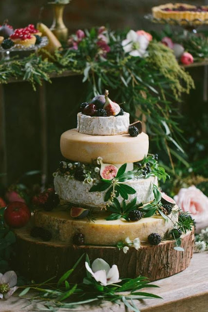 Jarrah Jungle Wedding Cakes Made Of Cheese