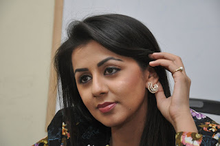Actress Nikki Galrani Latest Pictures in Floral Jacket  0024.jpg