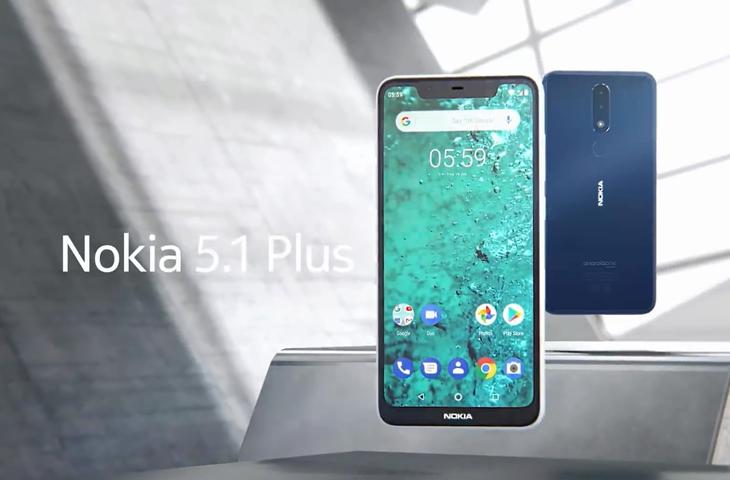 5 Fakta Menarik Nokia 5.1 Plus