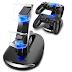 Amazon: $6 (Reg. $14.99) Playstation 4 Controller Charging Dock Station!