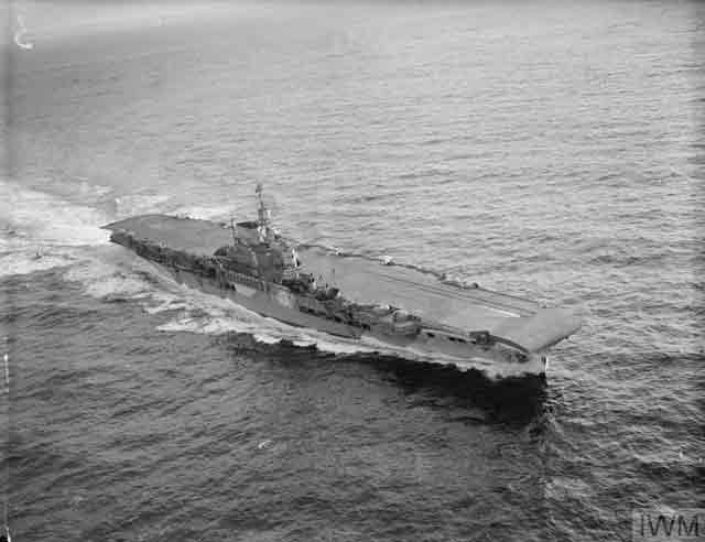 HMS Victorious, 28 October 1941 worldwartwo.filminspector.com