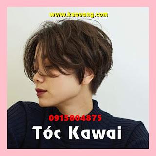 Kiểu tóc Kawai là gì mà hội chị em hot girl xinh đẹp rủ nhau đi cắt uốn nhuộm vậy?
