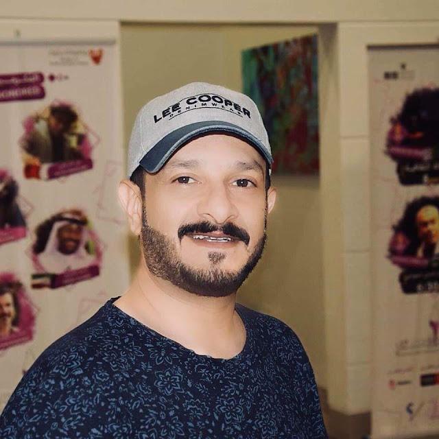 """""""سامي الزهراني مؤسس فرقة مسرح الطائف """" شكرا لأهل عمان أهل الطيب والكرم"""