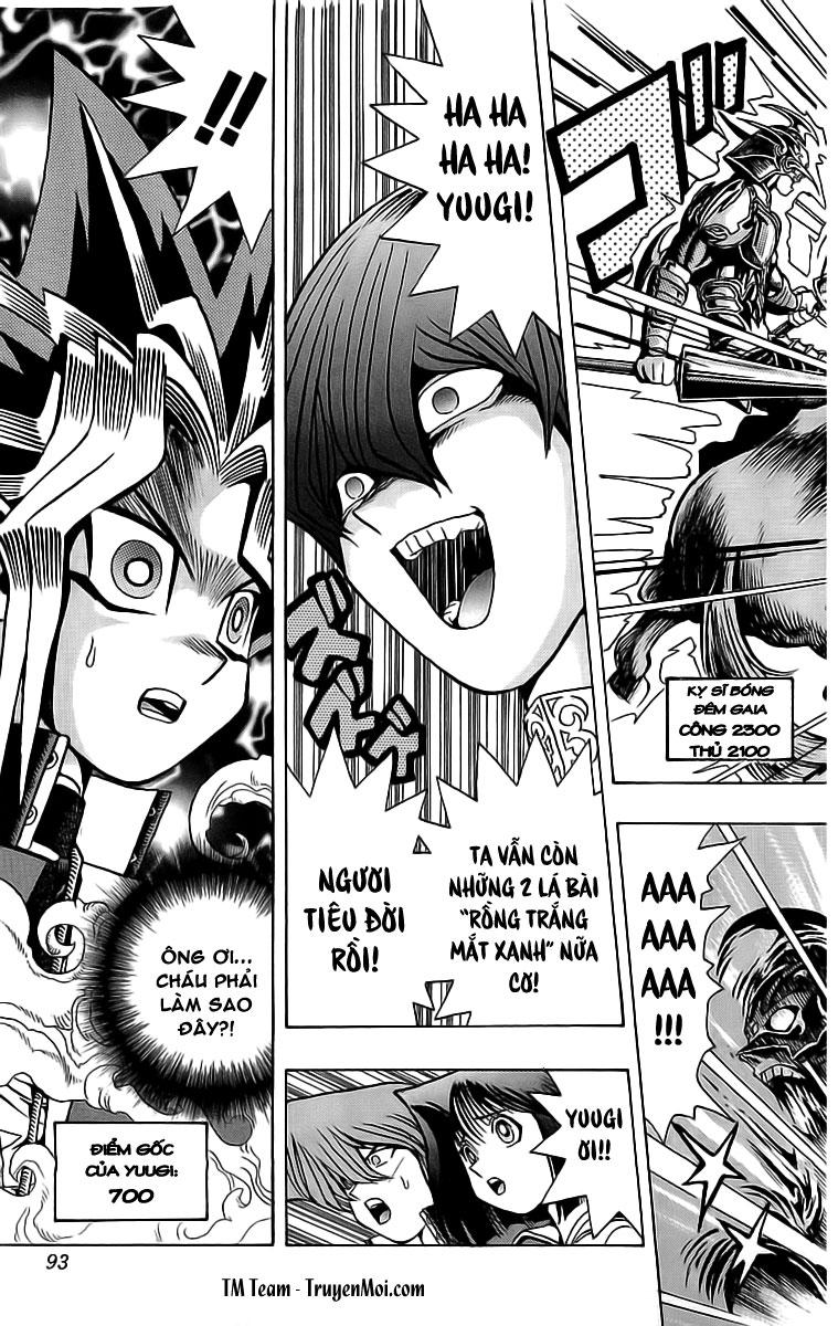 YUGI-OH! chap 37 - tử chiến trang 20