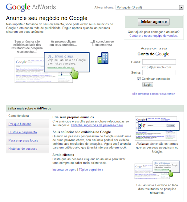 Google Adwords - CPM ou CPC