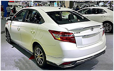 2017 Toyota Vios Reviews