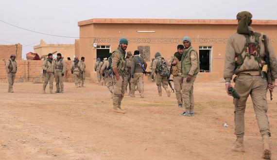 Erdogan banks on motley crew of Syrian armed groups