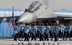 IAF Recruitment 2017,Group 'C' Civilian,122 posts