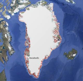 L'isola più grande del mondo: la Groenlandia