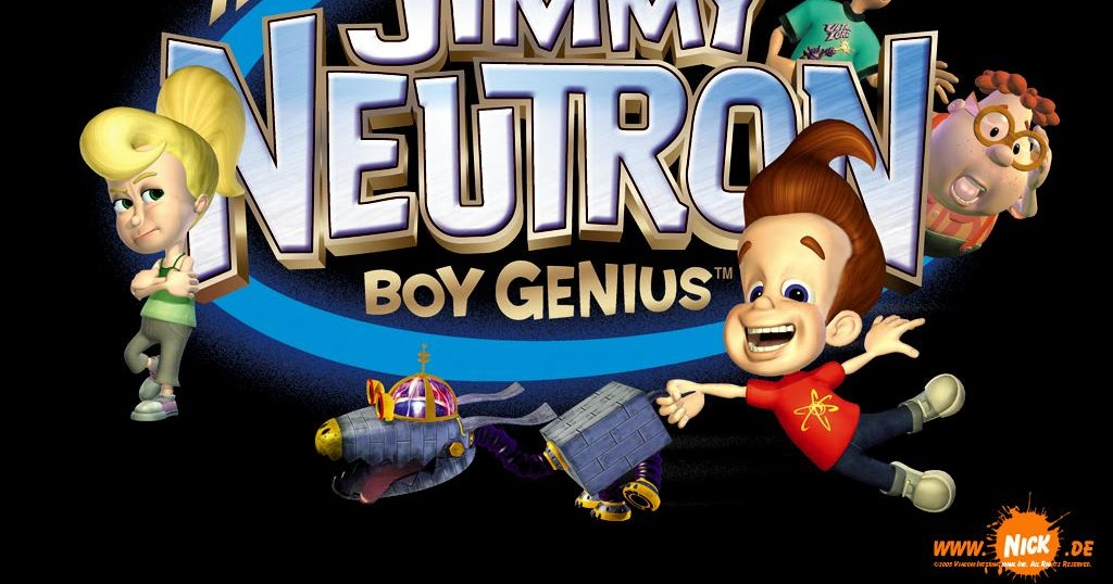 NickALive!: Los Angeles Comic Con 2018 to Host Jimmy Neutron 15th ...