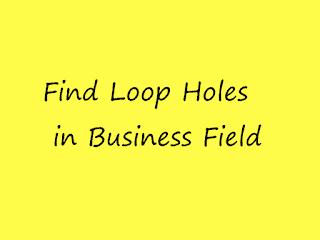escape route in Business